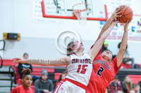 Gallery: Girls Basketball Franklin Pierce @ Orting